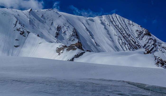 Shilla mountain view