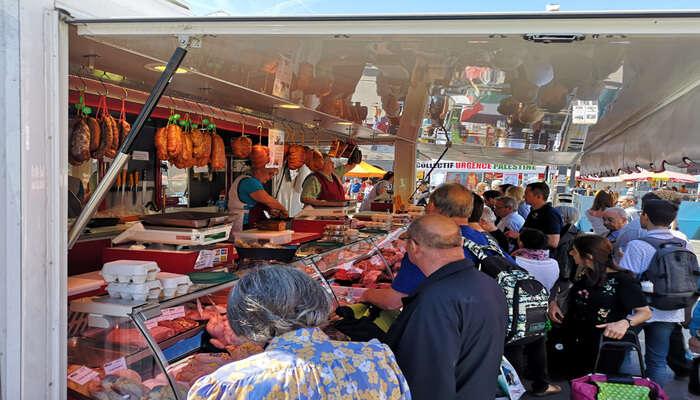 Street Markets