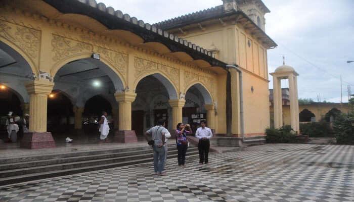 Shri Govindaji Temple in Manipur