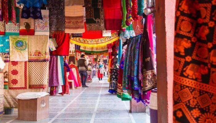 Shri Ram Bazaar in Dwarka