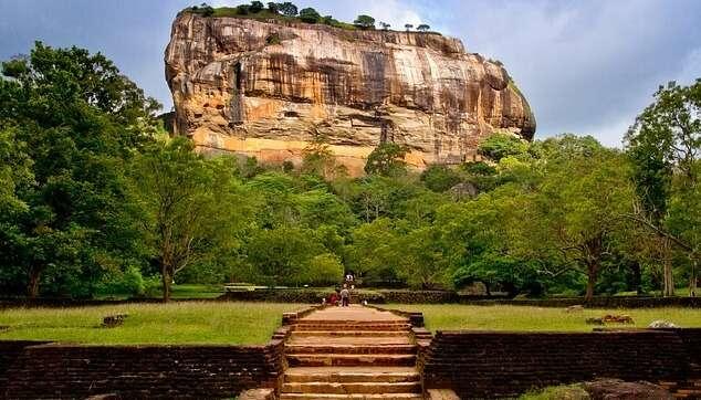 Sigriya In Sri Lanka