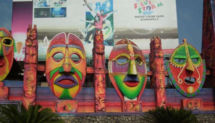 Silver Storm Water Theme Park, Kerala