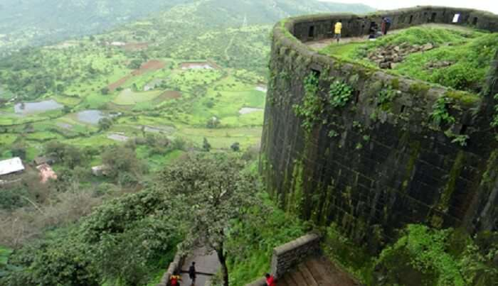 fort is the part of the Maratha Empire