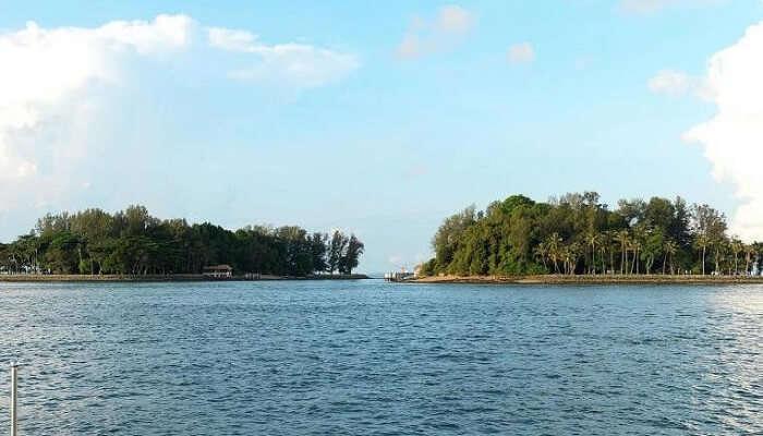 Sisters Island