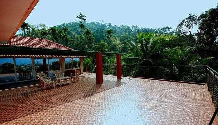 Sithara Homestay View