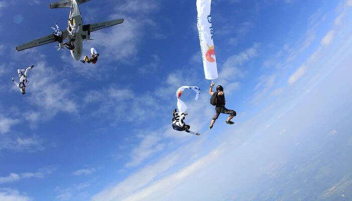 Skydive In Sydney