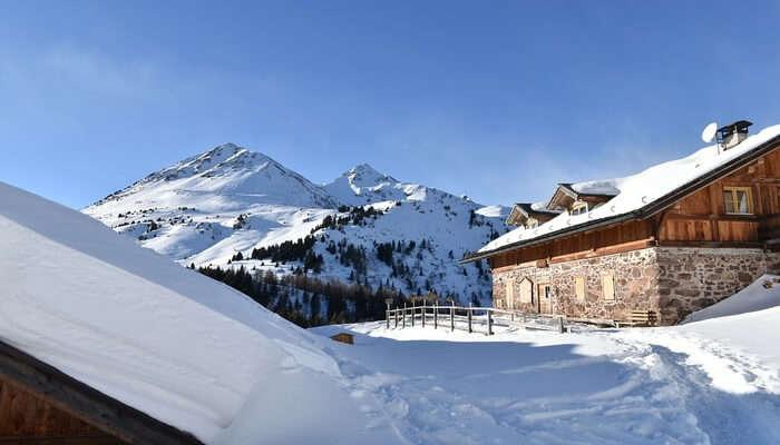 Snow Pod Luxury Eco Resort