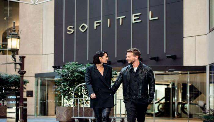 Sofitel Melbourne on Collins