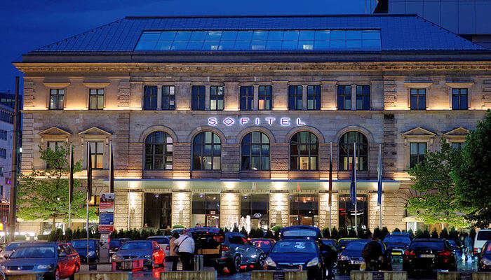 5-star hotels in Munich,