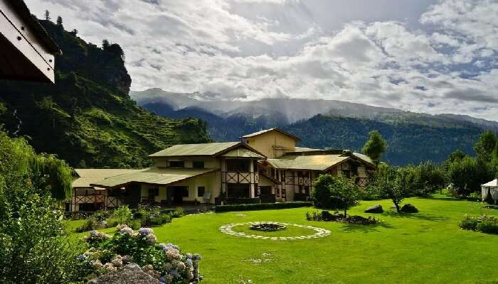 Solang Valley Resort_