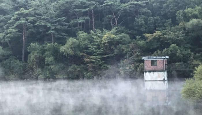 national park in korea
