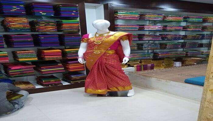 Sri Amman Textiles & Readymades