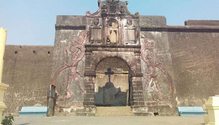 A Fort Entrance