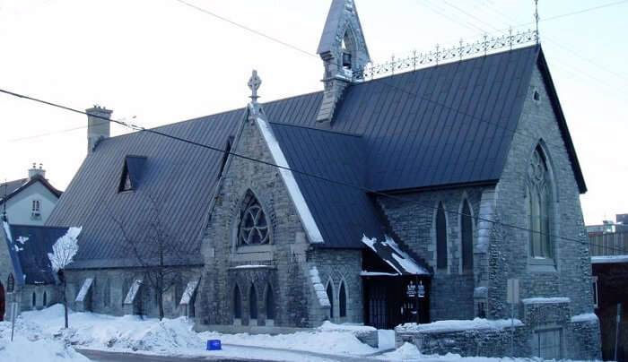 Oldest churches in Ottawa
