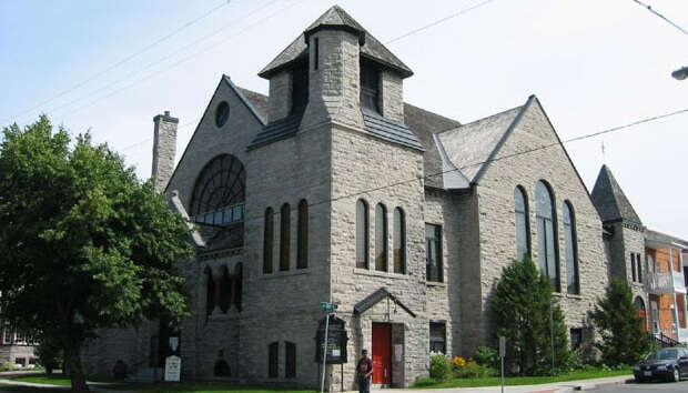 oldest congregations in Ottawa
