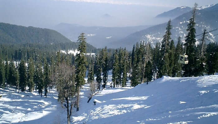 Around The Breathtaking Outer Circle Road, Gulmarg