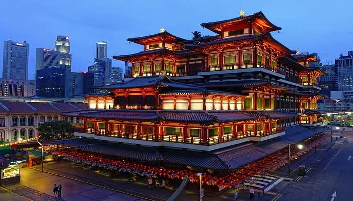 Chinese heritage in Singapore