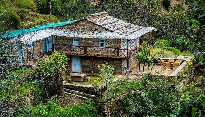 homestays in Ranikhet