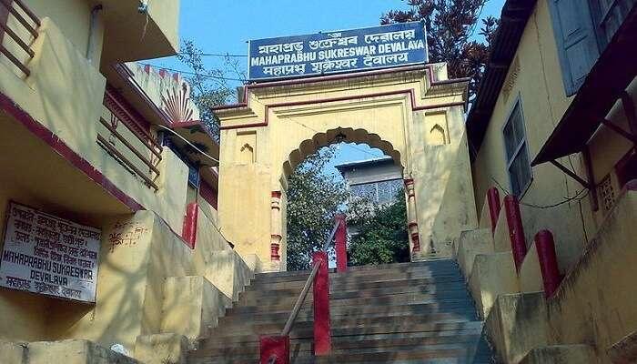 Sukreswar Temple
