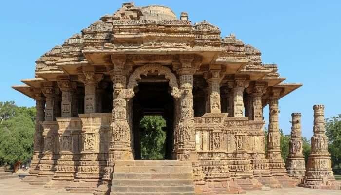 furthermost stunning Hindu temples in Gujarat
