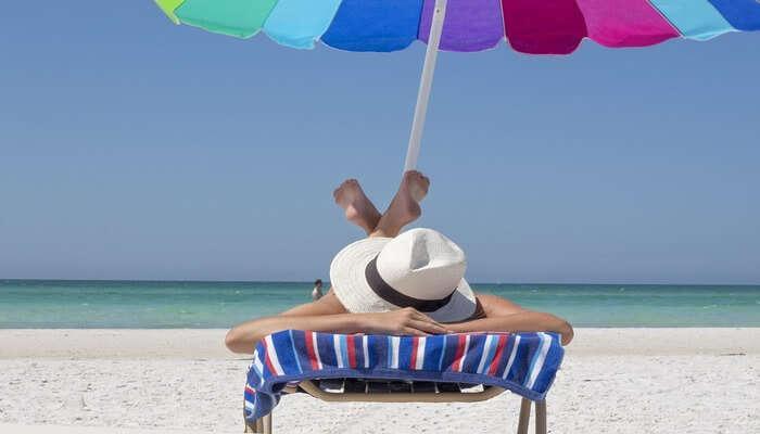 Sunbathe At Sydney Beaches