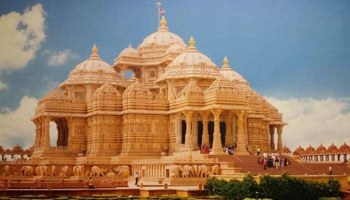 prime temples in Gujarat