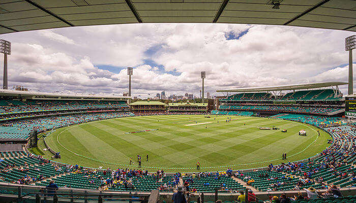 Sydney Cricket Ground, Sydney