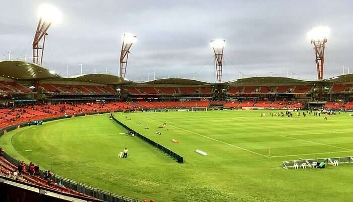 Sydney Showground Stadium, Sydney