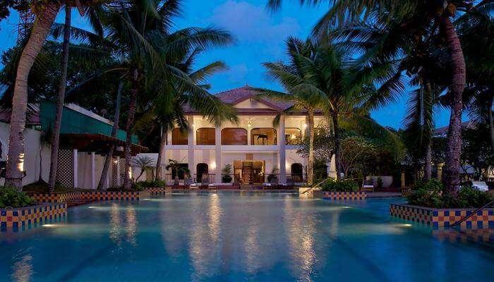 Taj Malabar Resort & Spa