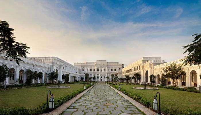 Taj_Falaknuma_Palace in Andhra Pradesh