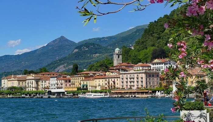 Take A Boat Ride At Lake Como