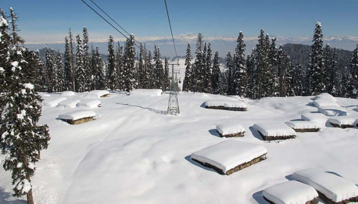 Take A Gondola Ride, Gulmarg