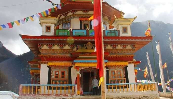 Taktsang Gompa in Arunachal Pradesh