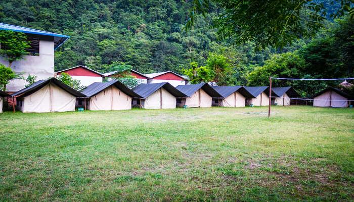 Tapovan Resort