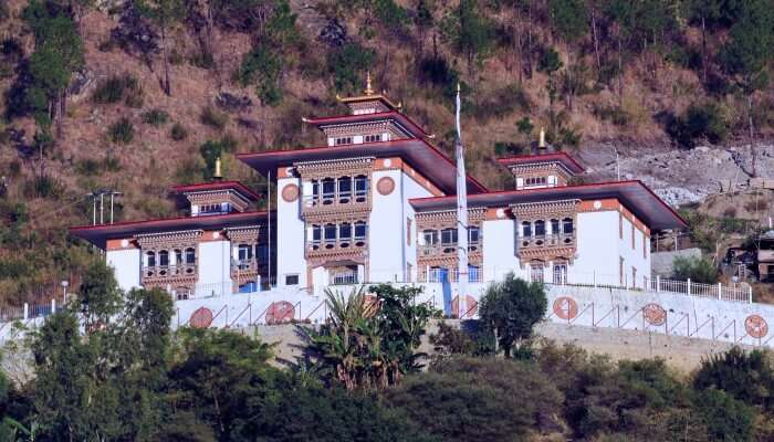 tadhigang building