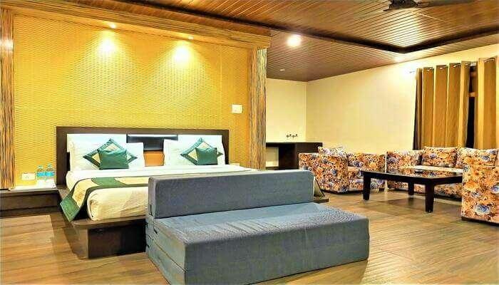 Tavisha Skywood Resort View