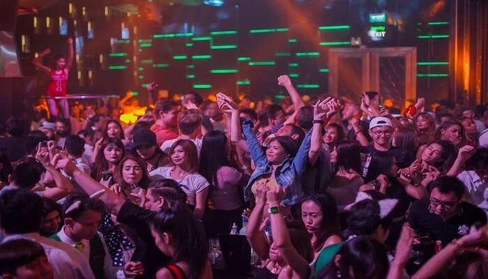 finest nightclubs