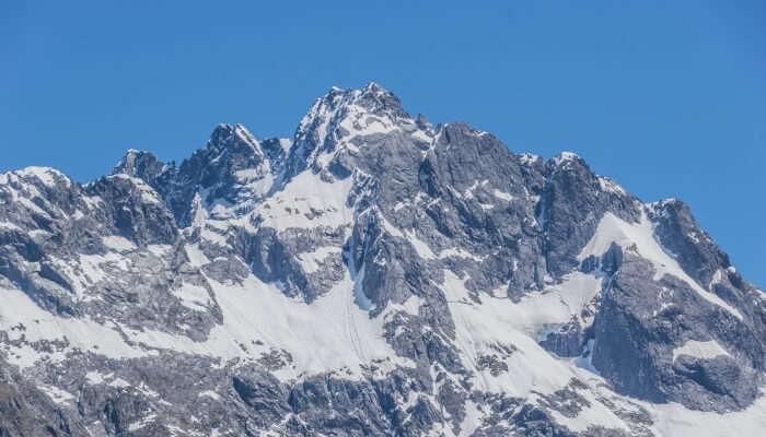 highest peak of this mountain
