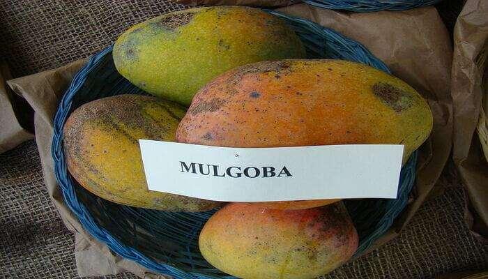 The Flea Market Fruits