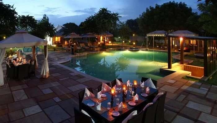The Greenhouse Resort Ajmer