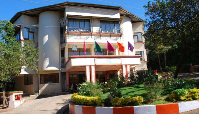 The Ishwar Inn Resort