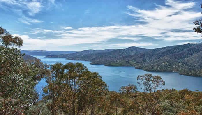 The Lake Eildon