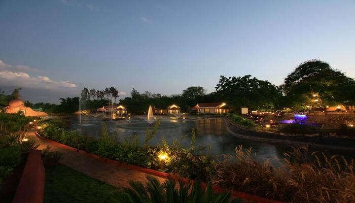 The Silent Shores Resort in Bangalore