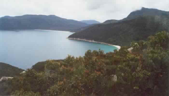 The Wilsons Promontory National Park