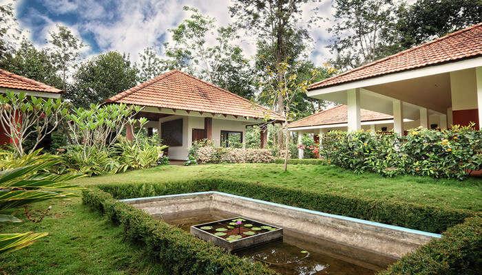 The Windflower Resort in Bangalore