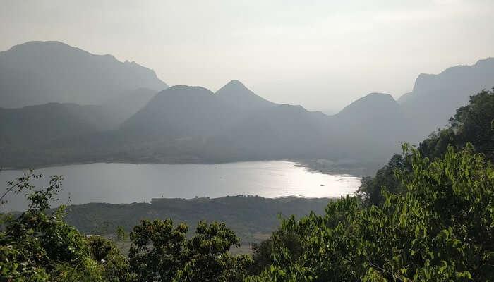 The Kengeri Lake