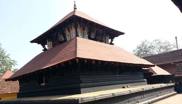 Thirunakkara Mahadeva Temple is the best temple