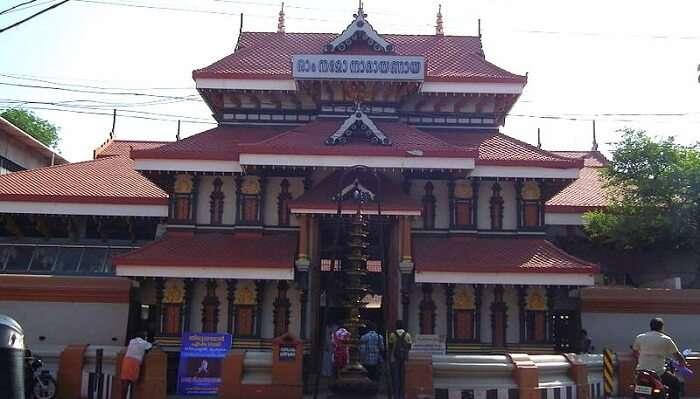 Thiruvambadi Krishna Temple