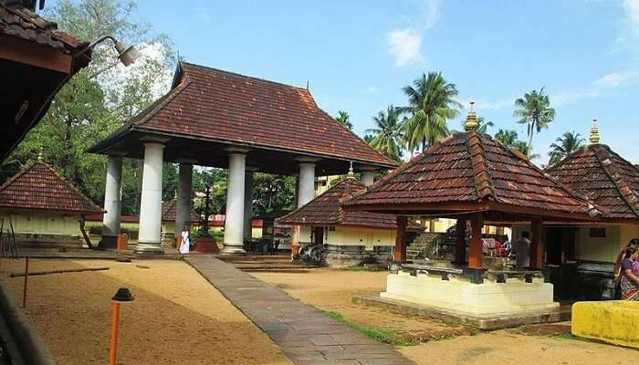 Thiruvanchikulam Temple