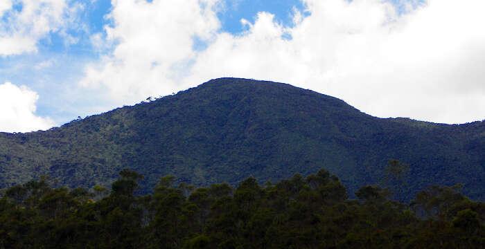 Thotupola Peak, Sri Lanka
